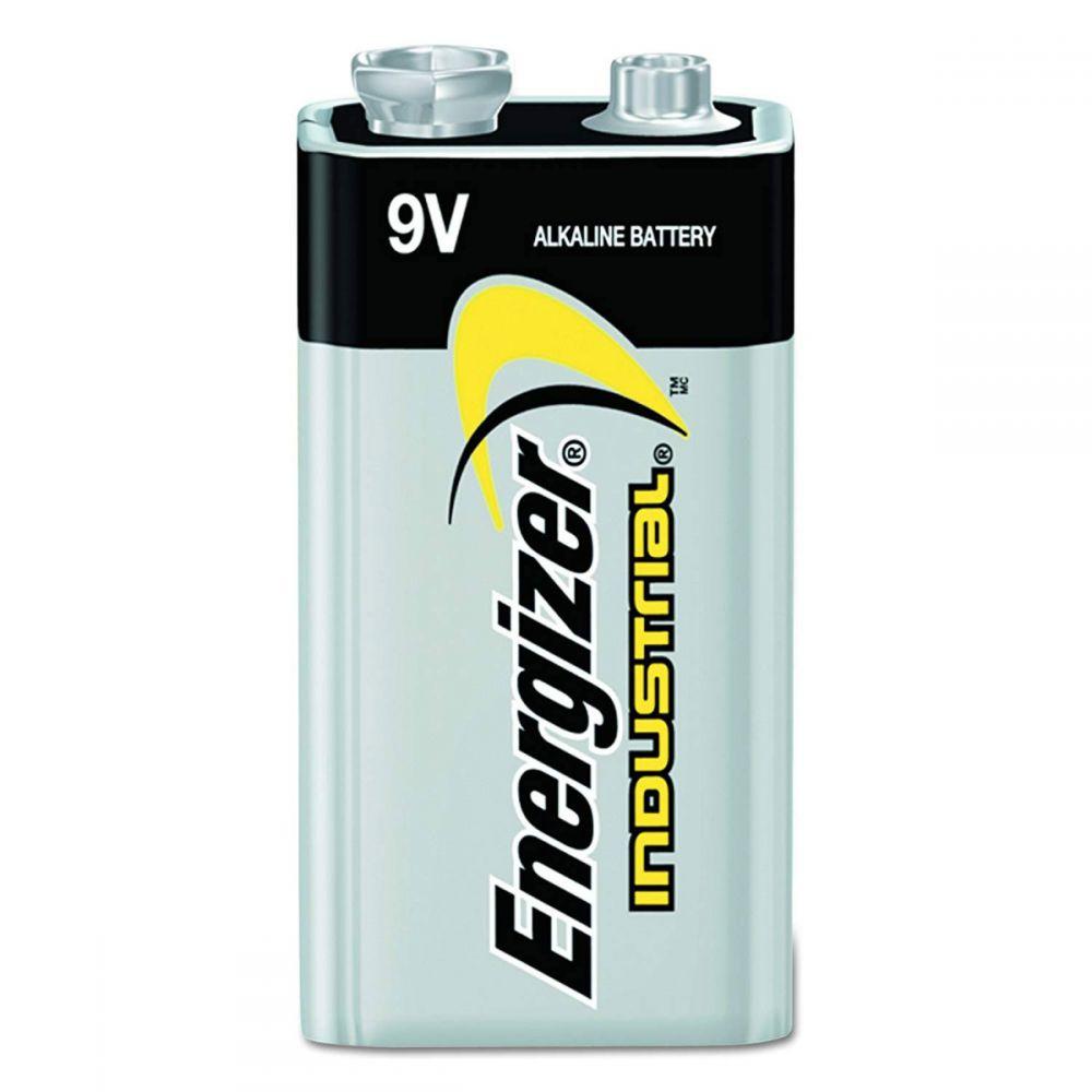 Energizer 9v Batteries En22 9 Volt Industrial Alkaline Batte