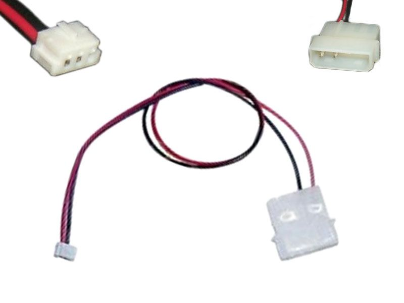 Panaflo 4pin - Snap on Fan Wiring Harness on