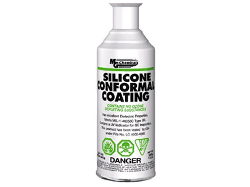 MG Chem 422A-340G Silicone Conformal Coating Aerosol Spray